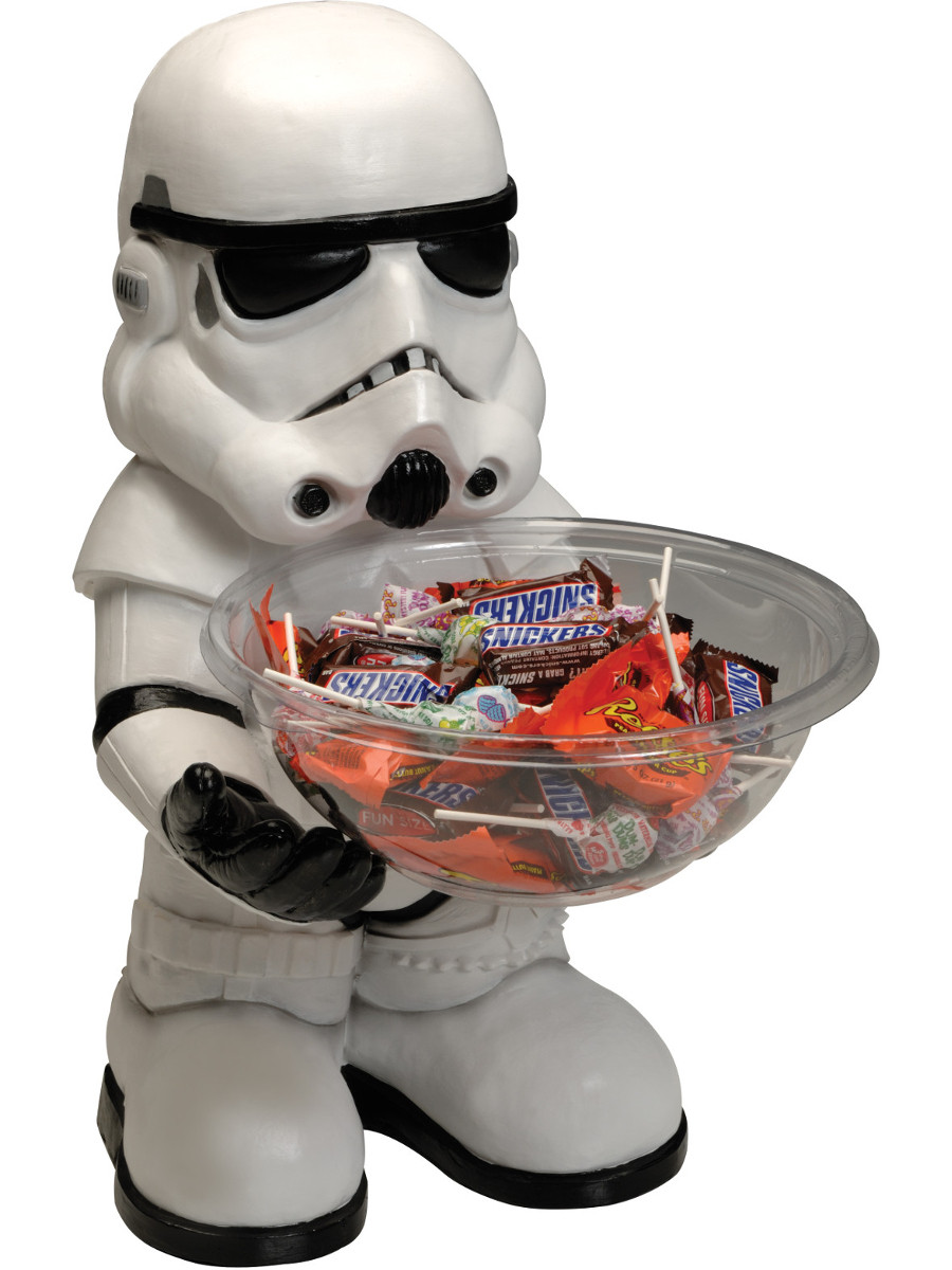 star wars storm trooper candy holder