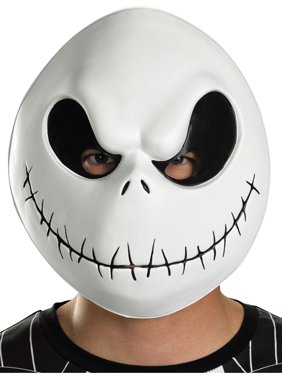 The Nightmare Before Christmas Jack Skellington Vacuform Mask