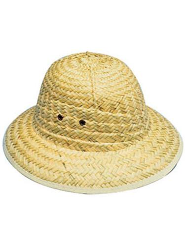 ... Costume Safari Hat Pith Helmet. //d3d71ba2asa5oz.cloudfront.net/13000235/images/uth133-  sc 1 st  BlockBuster Costumes & Adult Straw Costume Safari Hat Pith Helmet