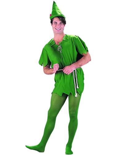 ... Adults Peter Pan Costume. //d3d71ba2asa5oz.cloudfront.net/13000039/images/cc88077-  sc 1 st  BlockBuster Costumes & Adults Peter Pan Costume
