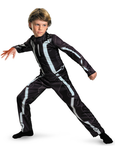 sc 1 st  BlockBuster Costumes & Tron Legacy Kevin Flynn costume