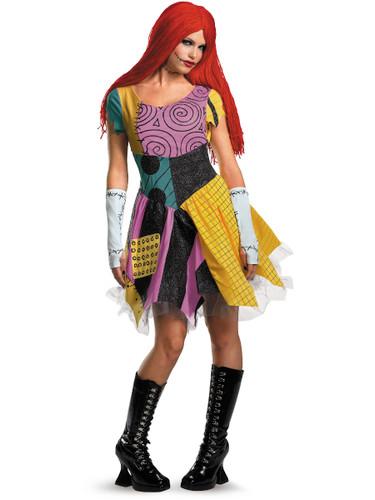 sexy sally skellington costume