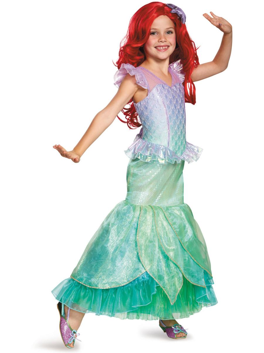 Ultra Prestige Ariel The Little Mermaid Ball Gown