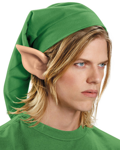 how to make your ears look like elf ears