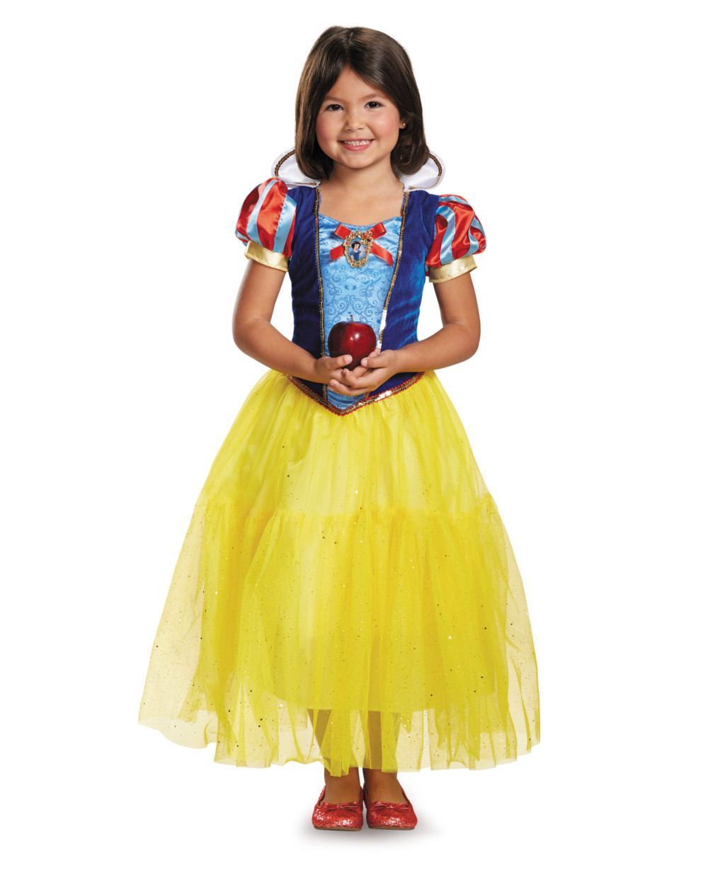 Deluxe Snow White Ball Gown