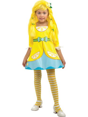 sc 1 st  BlockBuster Costumes & Kidu0027s Strawberry Shortcake Lemon Meringue Costume