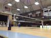 Patriot Professional Steel Volleyball Net System - University of Idaho - Practice