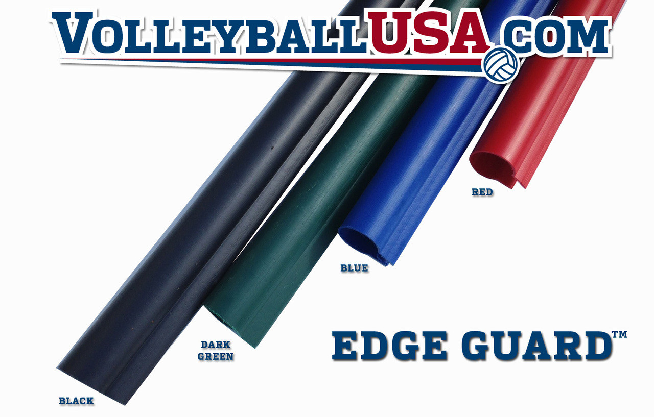 volleyball court edge guard