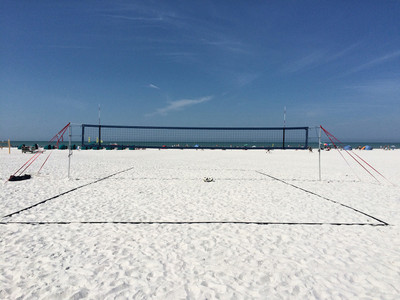 Serious Set Sand Setup