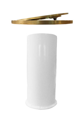 "VB 3.5"" and 3"" Floating Floor Socket with High Strength Brass Floor Plate"