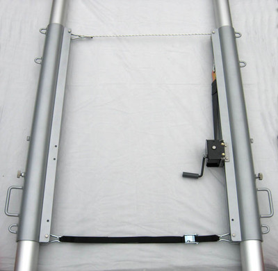 PIP Bazooka Indoor Poles (Set of 2 Poles with Winch)