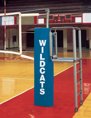 VB-2100 Steel Pro Series Elite Volleyball System