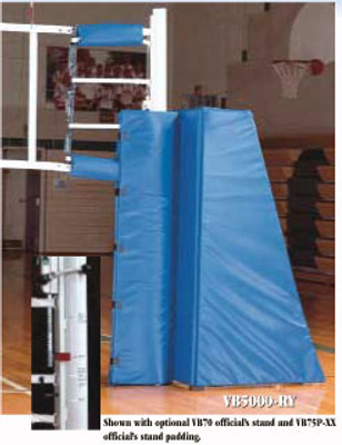 VB-5100 Steel Multi-Sport Volleyball System