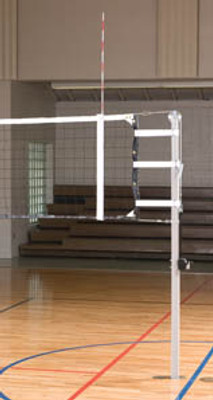 "International 3"" Aluminum Volleyball System"