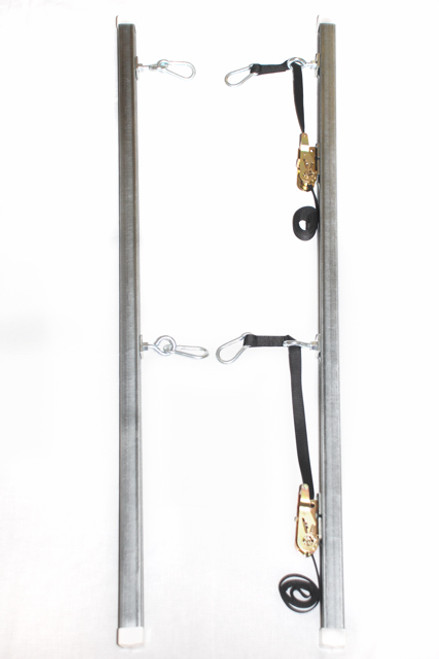 Wood Pole Attachment System