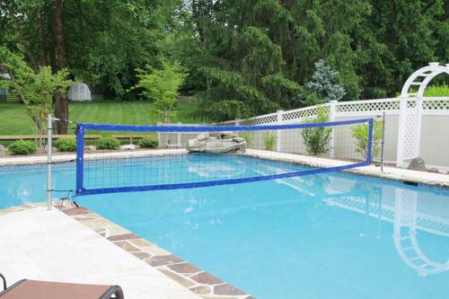 Hd2 pool net for Pool design for volleyball