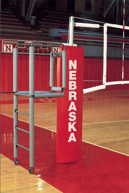 VB10 Aluminum Stationary Volleyball Standards Only