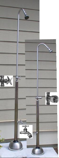 Single Head & Foot Shower (2000-BS-VB)