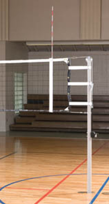 "International 3"" Aluminum Volleyball System"
