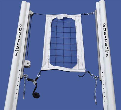 Monson Slider - Steel - Poles - Indoor