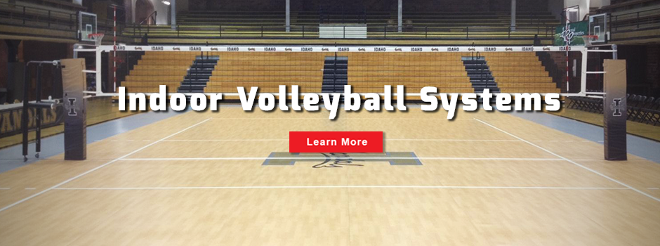 Volleyball Nets and Indoor / Outdoor Volleyball Equipment