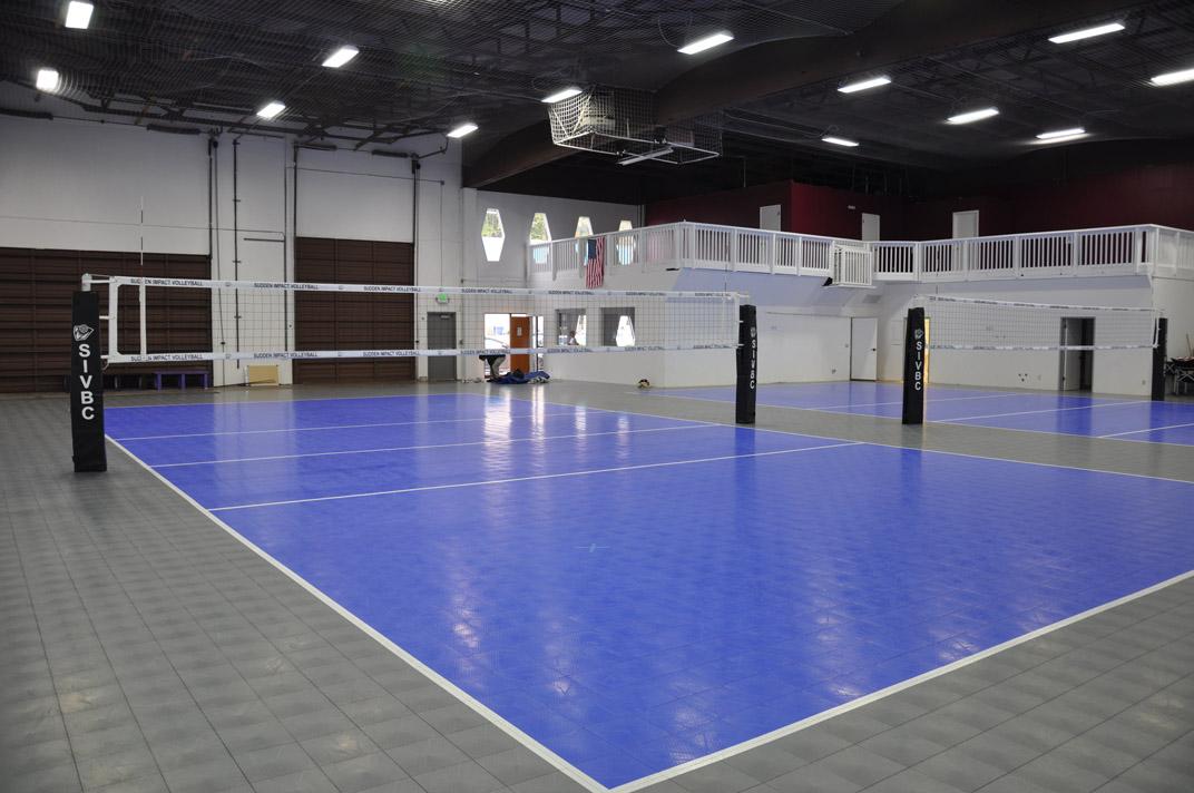 Indoor Court Construction