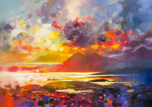 Skye, Rhum and Raasay by Scott Naismith