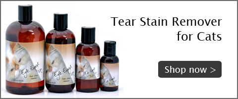 Eye Envy Tear Stain Remover for Cats