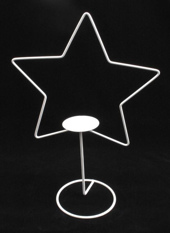 """23"""" Star Wireframe - One #EW1"""