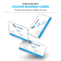 200x Business Cards from £25 (inc. delivery)