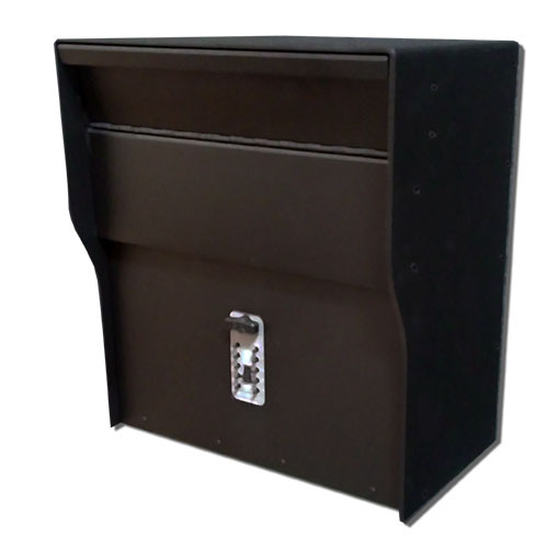 Payment Drop Box With Combination Lock Locking Drop Boxes