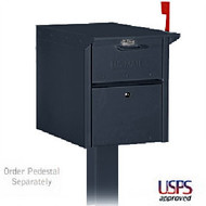 Large Locking Roadside Residential Mailbox