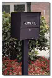 Locking Payment Drop Box