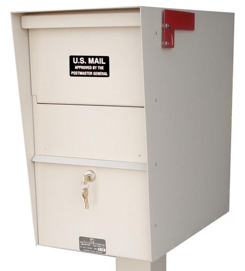 Locking Mailbox With Hopper Door Column Locking Mailboxes