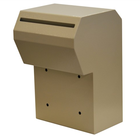 Locking Security Mailbox