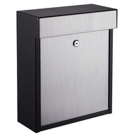 Woodlake Wall Mounted Locking Mailbox