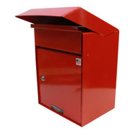 Large Outdoor Secure Payment Locking Drop Box