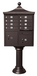 Regency Cluster 8 unit CBU Mailbox