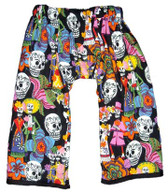 Punk Rock Baby Skull Pants: Wedding Day