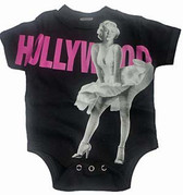 Baby Cool Onesie Or Toddler T-Shirt: Marilyn Hollywood