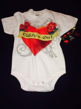 Baby Cool Onesie Or Toddler T-Shirt: Daddy's Girl