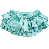 Diaper Cover: Aqua Blue