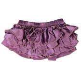 Diaper Cover: Violet Tutu
