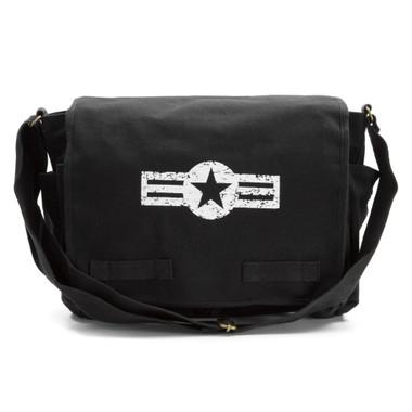 Military Air Corps Star Logo Diaper Bag