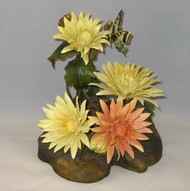 Chrysanthemum With Butterfly 3005