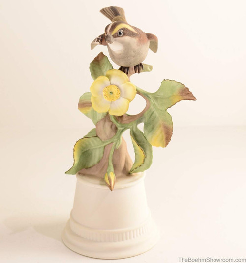 Boehm White Throated Sparrow Hallmark 430