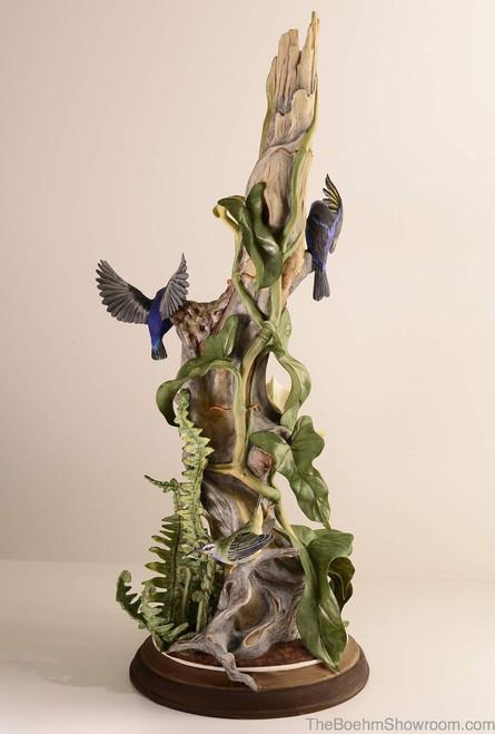 Boehm Sugarbirds Hallmark 460