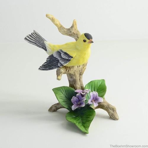 Boehm Goldfinch Hallmark 40326