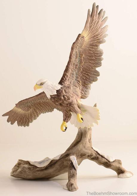 Boehm American Bald Eagle Hallmark 40368