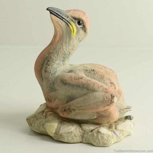 Boehm Baby Pelican Hallmark 40471